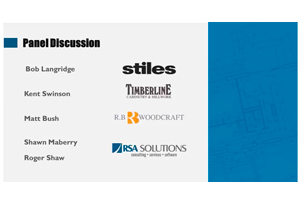 Panel Discussion Industry 4.0 Topics