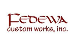 Fedewa_Custom_works