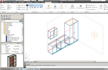 woodCAD|CAM - Intelligent Product Design