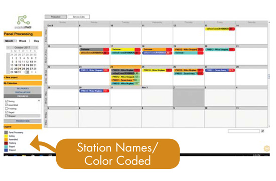 Production Coach Planning with Google Calendar