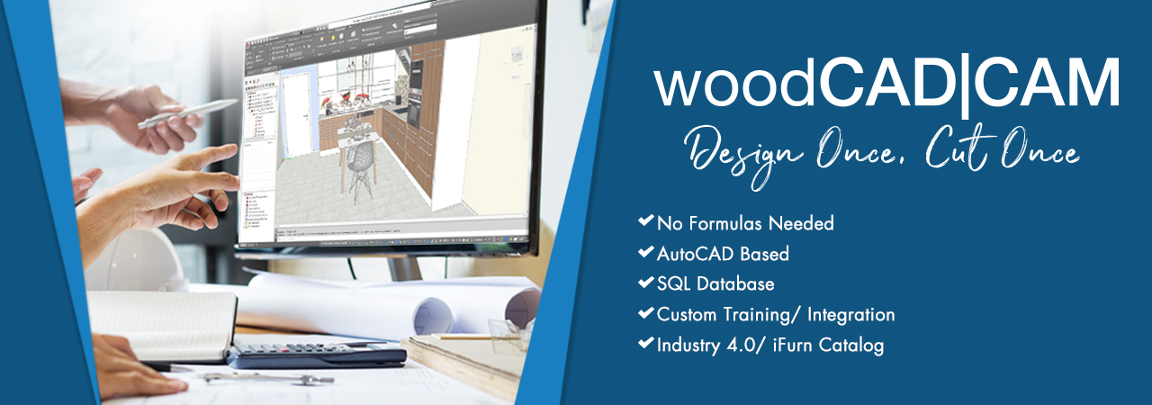 RSA Solutions woodCAD|CAM